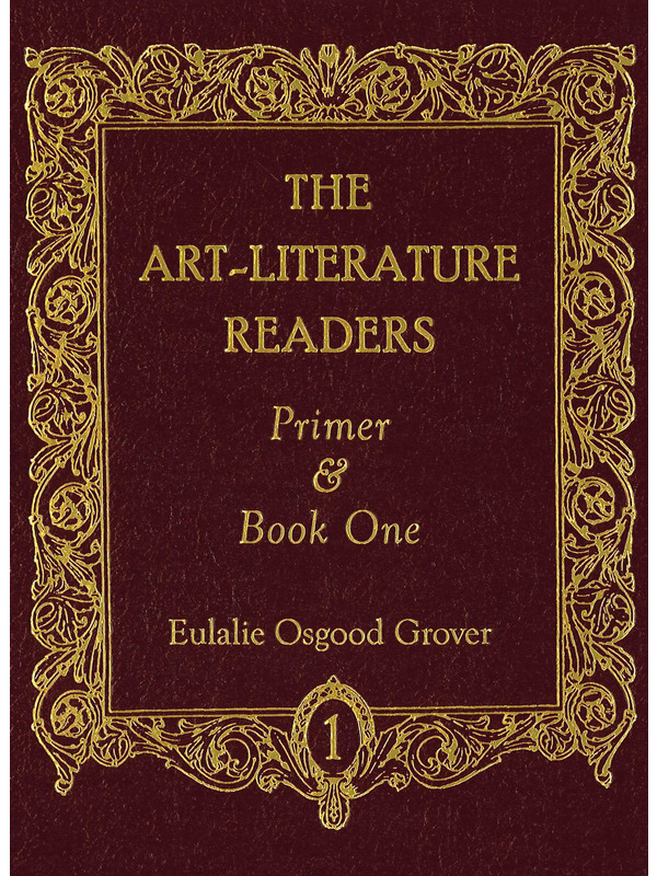 Art-Literature Readers Primer & Book 1 / Frances E Chutter