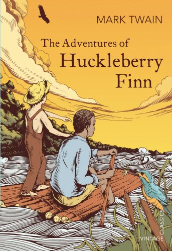 The Adventures of Huckleberry Finn / Mark Twain