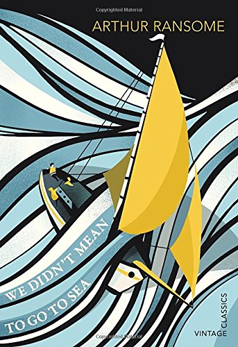 Swallows and Amazons: Book 7 - We Didn't Mean to Go to Sea