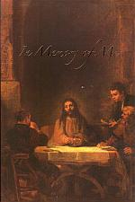 'In Memory of Me' : Understanding the Eucharist / Christine McCarthy