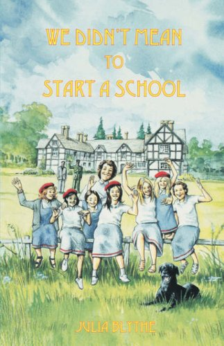 We Didn't Mean to Start a School: a Four Winds Story / Julia Blythe