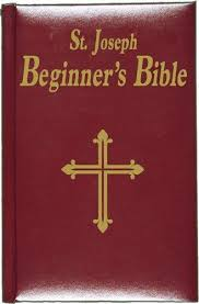 St Joseph's Beginners Bible Burgundy /Rev Lawrence G. Lovasik SVD