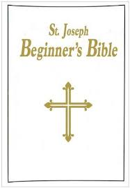 St Joseph's Beginners Bible White /Rev Lawrence G. Lovasik SVD