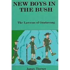 New Boys in the Bush: The Lawsons of Guntawang /Fr James Tierney
