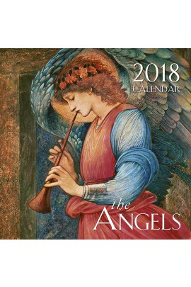 2018 The Angels Wall Calendar