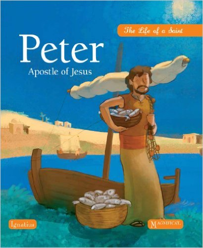 Peter, Apostle of Jesus, Hardcover  / Boris Grébille (Author), Adeline Avril (Illustrator)