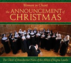 CD Women in Chant: the Announcement of Christmas