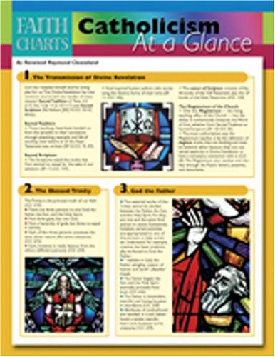 Faith Charts: Catholicism at a Glace / Raymond Cleaveland