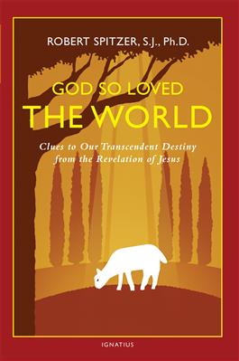 God So Loved the World Clues to Our Transcendent Destiny from the Revelation of Jesus Author / Fr Robert Spitzer SJ
