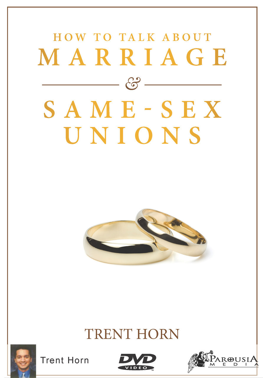 DVD How to Talk about Marriage & Same Sex Unions