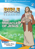DVD Miracles of Jesus