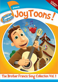DVD: Brother Francis: Joytoons