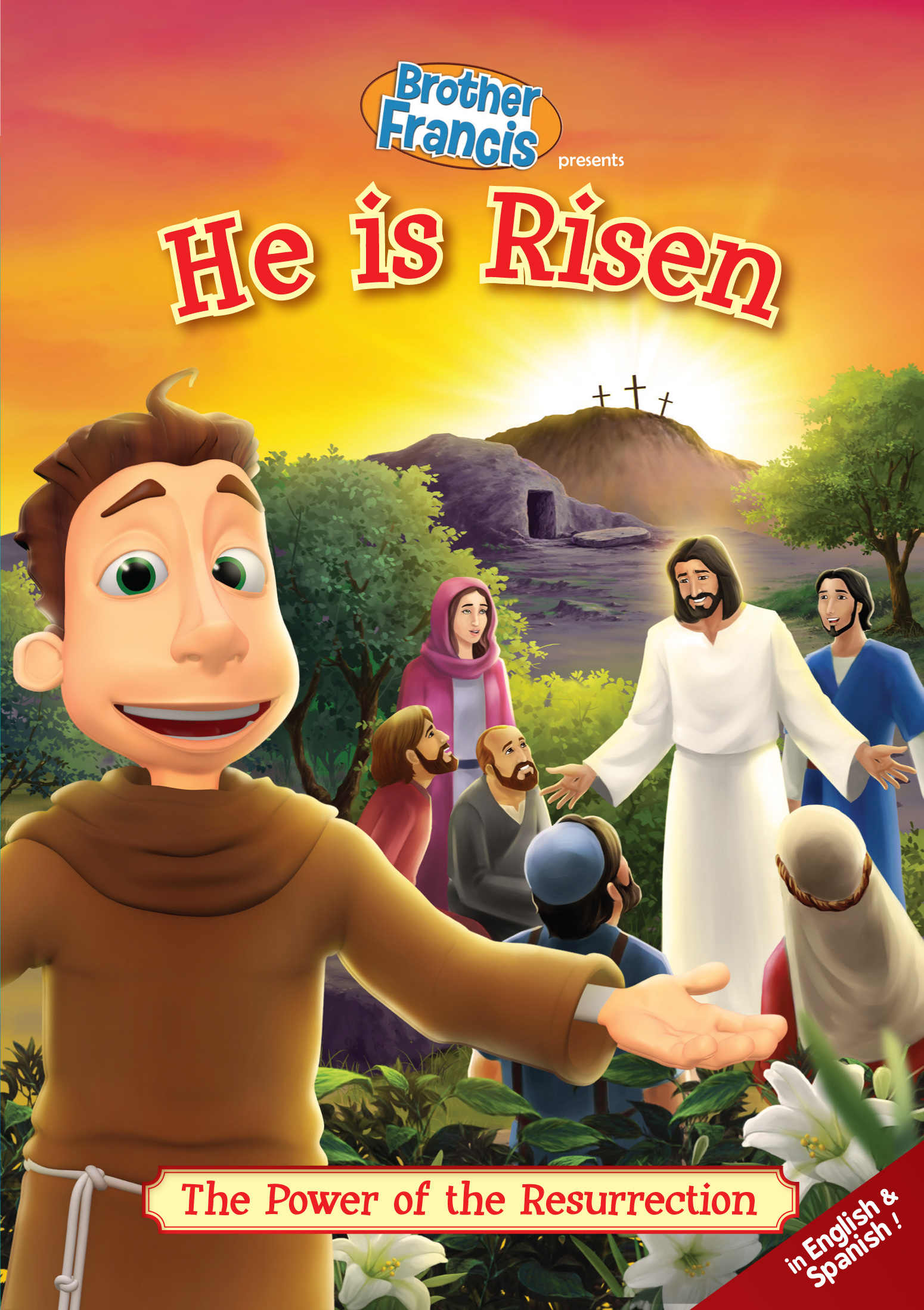 DVD: Brother Francis: He is Risen