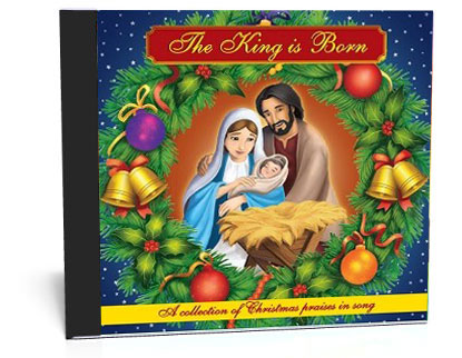 CD: Brother Francis: The King is Born