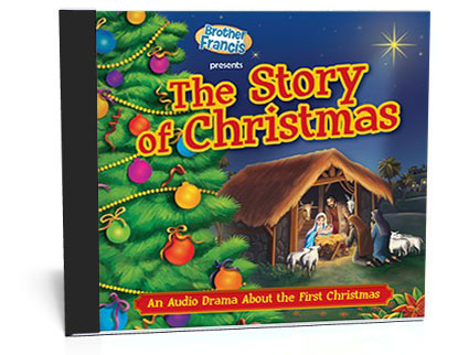 CD: Brother Francis: The Story of Christmas