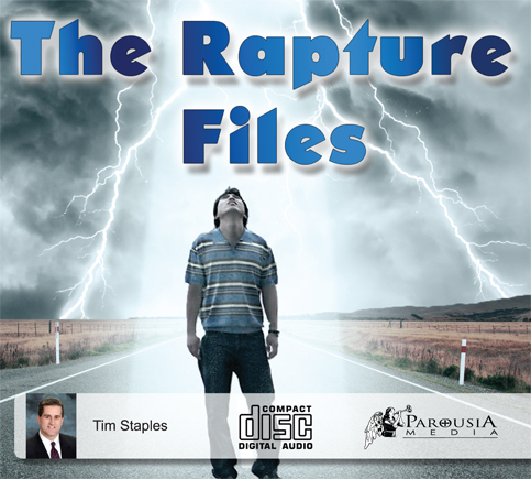 CD The Rapture Files / Tim Staples (4 CD Set)
