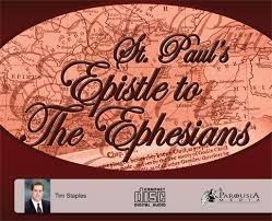 CD St Paul's Epistle to the Ephesians with Tim Staples