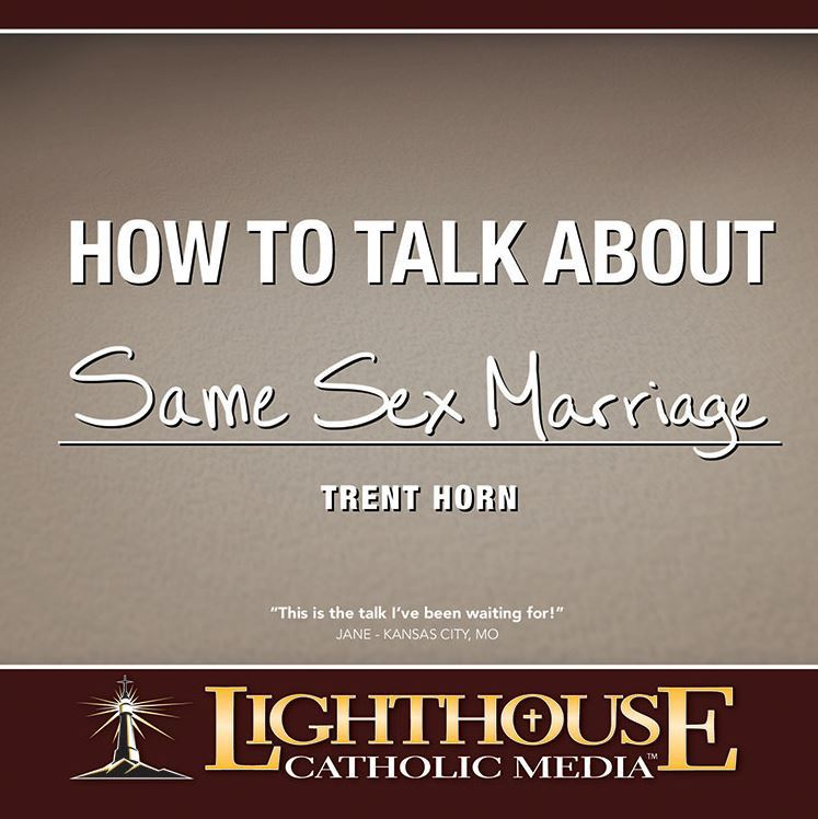 CD How to talk about Same Sex Marriage