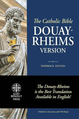 Douay Rheims Bible / Paperback Version