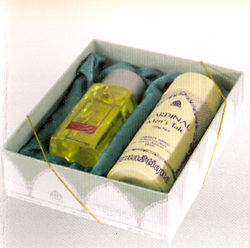 Monastique Cardinal After Shave and Talcum Powder Gift Set