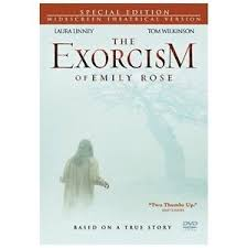 DVD The Exorcism of Emily Rose