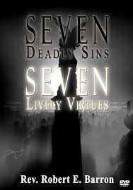 DVD Seven Deadly Sins / Rev Robert E Barron