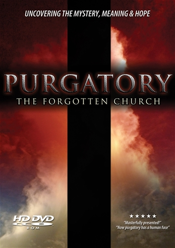 Purgatory The Forgotten Church DVD
