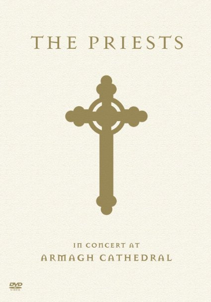 DVD The Priests In Concert at Armagh Cathedral