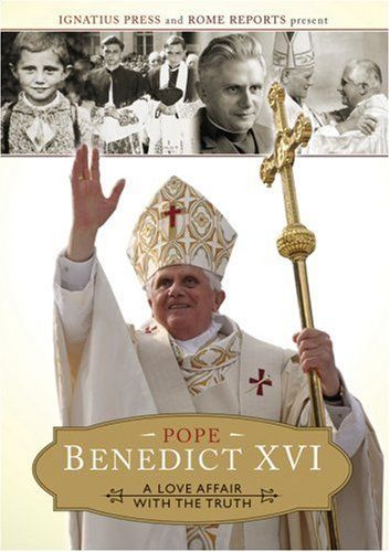 Pope Benedict XVI A Love Affair With The Truth DVD