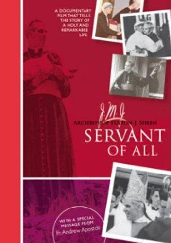 Archbishop Fulton Sheen Servant of All DVD