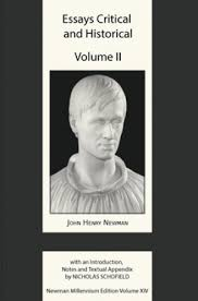 Essays Critical and Historical Volume 2 / John Henry Newman