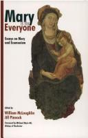 Mary is for Everyone: Papers on Mary and Ecumenism / Edited by William McLoughlin & Jill Pinnock
