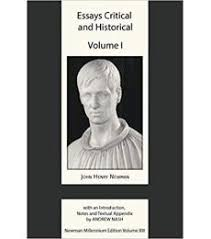 Essays Critical and Historical Volume 1 / John Henry Newman