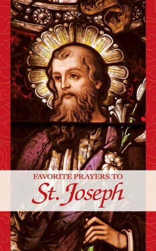 Favourite Prayers to St Joseph