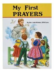 My First Prayers / Rev Jude Winkler