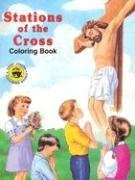 Colouring Book About the Stations of the Cross