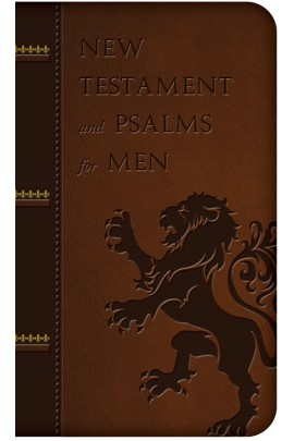 New Testament & Psalms for Men