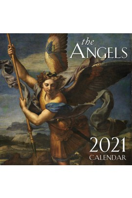 2021 Angels Wall Calendar