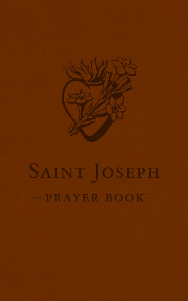 Saint Joseph Prayer Book