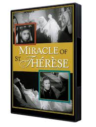 DVD Miracle of St Therese