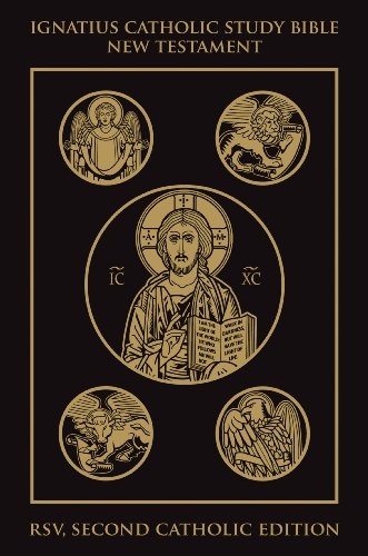 Ignatius Catholic Study Bible: The New Testament: with Introduction, Commentary & Notes / Scott Hahn & Curtis Mitch (PB)