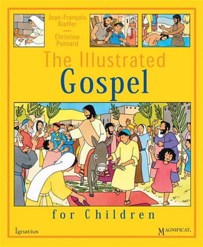 The Illustrated Gospel for Children / Jean-Francois Kieffer