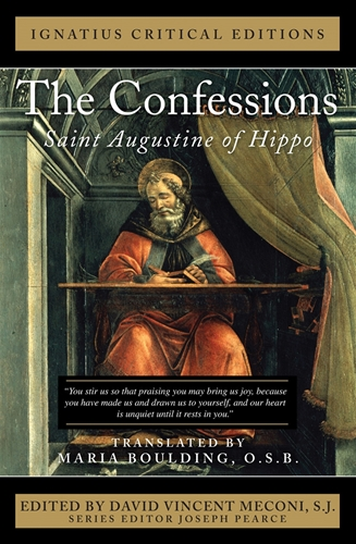 Ignatius Critical Edition: The Confessions Saint Augustine of Hippo / St Augustine