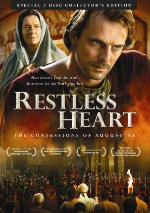 DVD Restless Heart The confessions of Augustine
