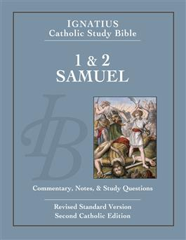 Ignatius Catholic Study Bible 1 & 2 Samuel /Curtis Mitch, Scott Hahn & Michael Barber
