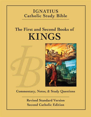 1 & 2 Kings Ignatius Catholic Study Bible / Scott Hahn