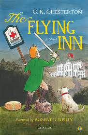 The Flying Inn A Novel / G. K. Chesterton