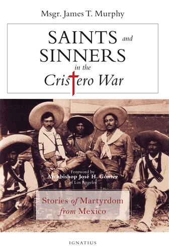 Saints and Sinners in the Cristero War Stories of Martyrdom from Mexico / Fr James Murphy