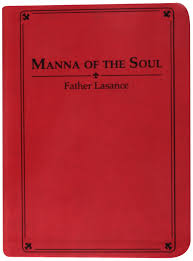 Manna of the Soul - Large Print Prayerbook / Father Lasance