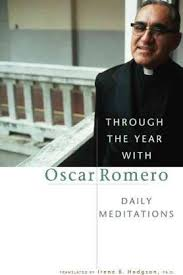 Through the Year with Oscar Romero Daily Meditations